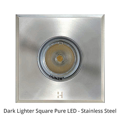 Hunza Floor Light Square