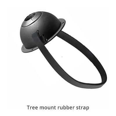 Hunza Tree Mount Rubber Strap