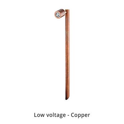 Hunza Single Pole Light
